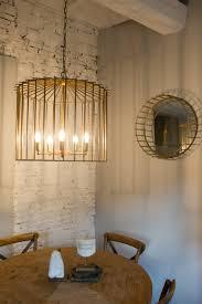 runder spiegel mit linearem rahmen niccolo de ruvo für brass brothers