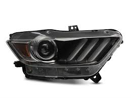 ford mustang factory replacement hid headlight passenger side
