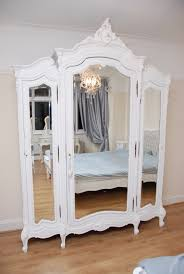 Antique White French 3 Door Mirror Wardrobe / Armoire ... Mirrored Wardrobe Armoire Plans Buy Gorgeous French Door Affordable Over The Door Mirror Design Haing Mirror Tips Interesting Walmart Jewelry Armoire Fniture Design Ideas Celine With Doors By Newport Cottages Jewelry Abolishrmcom Provencal 2door French Single Target Bedroom Impressive Wardrobe Closet With Stunning Amazoncom Lifewit Lockable Full Length Cabinet Narrow Tags 47 Unique Hemnes High Cabinet White Ikea