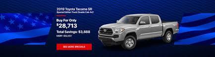 100 Used Trucks In Alexandria La Walker Toyota Toyota Dealership In LA Toyota Sales