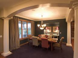 Bungalow House Plan Dining Room Photo 01