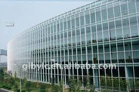 Jangho Curtain Wall Hong Kong Limited by Visible Vertical Frame And Invisible Horizontal Frame Curtain Wall