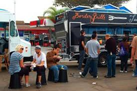 Santa Monica Attempts A Food Truck Lot, Again - Eater LA Commission Moves To Legalize Regulate Food Trucks Santa Monica Global Street Food Event With Evan Kleiman In Trucks Threepointsparks Blog Private Ding Arepas Truck In La Fast Stock Photos Images Alamy Best Los Angeles Location Of Burger Lounge The Original Grassfed Presenting The Extra Crispy And Splenda Naturals Truck Tour Despite High Fees Competion From Vendors Dannys Tacos A Photo On Flickriver