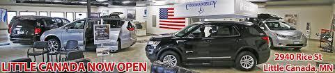 100 Truck Rental Mn Wheelchair Vans And Handicap Van Sales MN IA Cummings Mobility