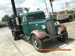 Rotting In Style - 1936 Chevy 1.5 Ton Truck ~ The Random Automotive