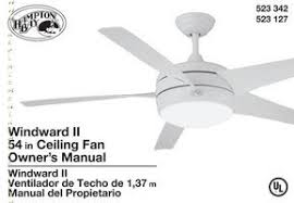 Tommy Bahama Ceiling Fan Manual hampton bay ceiling fan remote instruction manual integralbook com