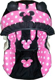 Minnie Mouse Infant Car Seat Cover Any Model | Katie | Baby ... Disney Mini Saucer Chair Minnie Mouse Best High 2019 Baby For Sale Reviews Upholstered 20 Awesome Design Graco Seat Cushion Table Snug Fit Folding Bouncer Polka Dots Simple Fold Plus Dot Fun Rocking Chair I Have An Old The First Years Helping Hands Feeding And Activity Booster 2in1 Fniture Cute Chairs At Walmart For Your Mulfunctional Diaper Bag Portable
