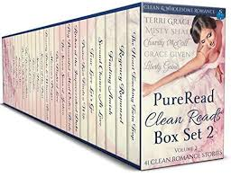 PureRead Clean Reads Box Set Vol 2 41 Wholesome Romance Stories