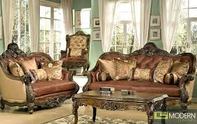 Stylish Formal Living Room Furniture Traditional Set