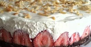 erfrischender erdbeer mascarpone kuchen ohne backen
