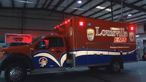 Louisville EMS Receives 3 More Refurbished Ambulances To Update ... Man Killed In Louisville Crash Identified As Lgmont Resident Movers Virginia Beach Va Two Men And A Truck Two Men During Breakin Attempt South Champion Chevrolet Buick Gmc La Grange Ky Shelbyville And Video Body Cam Footage Shows Police Officer Firing At Ksp Busts Two With 33 Pounds Of Heroin Worth 15 Million Wdrb Dave Armstrong Last Mayor The Old City Dies 75 Mosbys Towing Transport 17 Photos Reviews Roadside