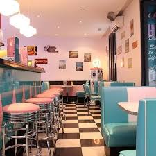 deco americaine annee 50 beautiful decoration diner americain pictures transformatorio us