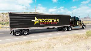 Skin Rockstar Energy For Semi-refrigerated For American Truck Simulator American Truck Simulator Heavy Cargo Pack Pc Game Key Keenshop Logitech G27 Unboxing Euro 2 Youtube Regarding Ot Freedom Gives Me A Semi With Fliegl Trailer Axis And 3 Mod Ats Mod New Mexico Dlc Review Gaming Respawn Engizer Trucks Youtube Collection Bundle Excalibur Rtas Cat Ct660 For 12 V10 Truck Grand Cpec 17 Apk Download Free Simulation Game Semitrailers Krone Gigaliner Gls For