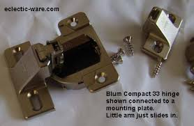 Blum Cabinet Hinges Compact 33 110 by Decorative U0026 Concealed Cabinet Door Hinges Eclectic Ware