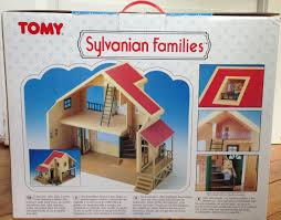 sylvanian families woodland lodge