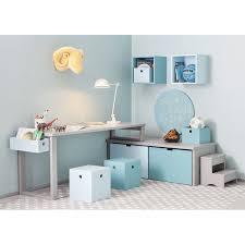 ranger chambre enfant espace bureau d enfants avec rangement design par asoral