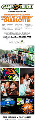 94 Best Game Truck Party Images On Pinterest | Birthdays, Birthday ...