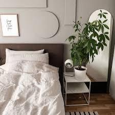 beige bedroom vibes in 2021 bettwäsche leinenbettwäsche