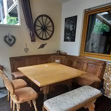 landhaus sitzgruppe eck bank und stühle