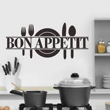 Kitchen Rules Removable Wall Stickers Vinyl Quote Mural Home Art DIY Decal Decor
