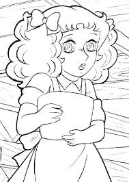 Coloring Page Candy Cartoons 15