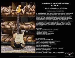 PRS Strat John Mayer Signature