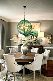 Transitional Dining Room Chandeliers Bright Shell Chandelier Mode