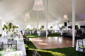 Tent Wedding Lighting Done In Maybe A Different Bre Friendly Color