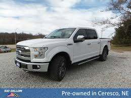Pre-Owned 2015 Ford F-150 Lariat Crew Cab In Ceresco #9H185A | Sid ... 2015 Ford F150 Release Date Tommy Gate G2series Liftgates For The First Look Motor Trend Truck Sales Fseries Leads Chevrolet Silverado By 81k At Detroit Auto Show Addict F Series Trucks Everything You Ever Wanted To Know Used Super Duty F350 Srw Platinum Leveled Country Lifted 150 44 For Sale 37772 With We Are Certified Arstic Body Sfe Highest Gas Mileage Model Alinum Pickup King Ranch Crew Cab Review Notes Autoweek