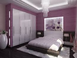 Remodell Your Home Design Ideas With Great Simple Purple And Grey Bedroom Make It