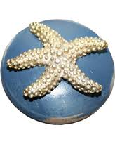 Glass Starfish Cabinet Knobs by Great Deal On Caramel Colored Glass Starfish Drawer Pull Knob
