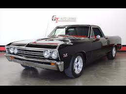 1967 Chevrolet El Camino For Sale In Rancho Cordova, CA | Stock ...
