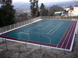 Marvelous Ideas Sport Court Pricing Tasty 1000 Ideas About ... Amazing Ideas Outdoor Basketball Court Cost Best 1000 Images About Interior Exciting Backyard Courts And Home Sport X Waiting For The Kids To Get Gyms Inexpensive Sketball Court Flooring Backyards Appealing 141 Building A Design Lover 8 Best Back Yard Ideas Images On Pinterest Sports Dimeions And Of House