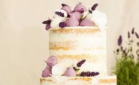 lavendel meringue torte