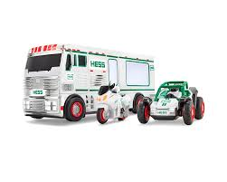 The 2018 Holiday Hess Toy Truck Is Now Available For ...