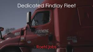 100 Roehl Trucking Join Our Dedicated Findlay Fleet