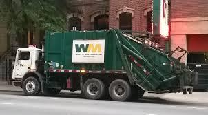100 Wm Garbage Truck Waste Management Chicago By JRC Rainbow Of