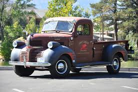 1947 Dodge WD15 Pickup For Sale On BaT Auctions - Closed On November ...