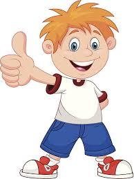 Little Boy Clipart Person 10