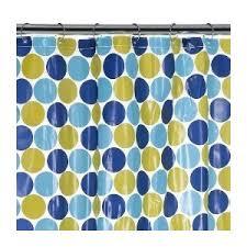 room essentials polka dot peva shower curtain target polyvore