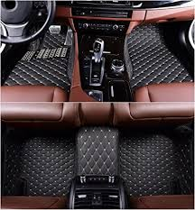 2014 Infiniti Q50 All Weather Floor Mats by Amazon Com Okutech Custom Fit All Weather 3d Covered Car Carpet