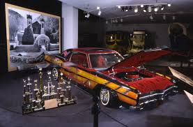 100 La Riots Truck Driver Lowriders National Museum Of African American History And Culture