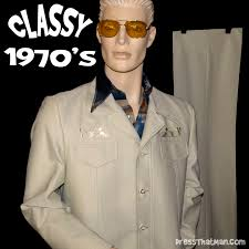 Mens Disco Outfits From The 70s