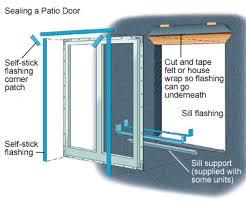 Download Patio Door Flashing