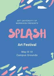 Event Poster Design Templates Canva