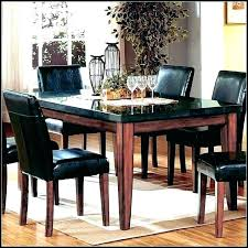 Granite Top Dining Table Designs Room Chair Covers Set Of 6