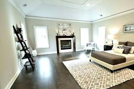 Grey Hardwood Floors Bedroom Dark Gray Wood How To Decorate With Walls And