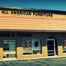 All American Furniture & Mattress 10 s Mattresses 845 N