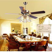 Literarywondrous Dining Room Fan Chandelier Ceiling For Image Design