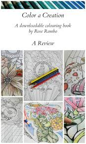 Here Is A Review Of Color Creation Coloring Book That Available As